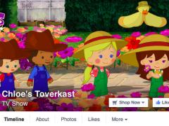 Chloe's Facebook vernieuwd!