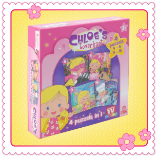 4-in-1 Puzzel